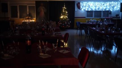 Cena Regnum Christi Natale 2015